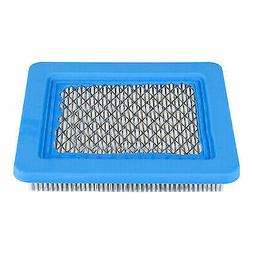 Lawn Mower Air Filter Replacement element For Briggs Stratto