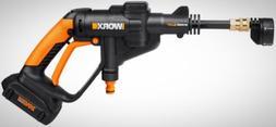 Worx 20-Volt Li-Ion HydroShot 320 PSI 0.5 GPM Portable Power