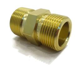 M22 Male to Male ADAPTER / COUPLER for Power Pressure Washer