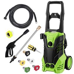 Meditool MT3 Electric Power Pressure Washer, 3000 PSI 1.8 GP