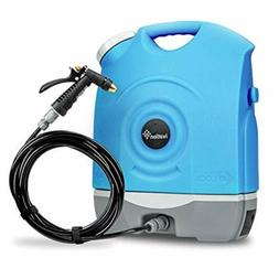 Ivation Multipurpose Portable Spray Washer w/Water Tank –
