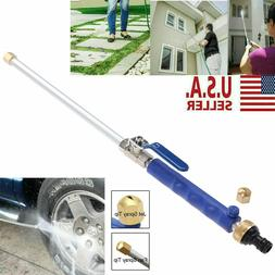 NEW High Pressure Power Washer Water Spray Gun Nozzle Wand A