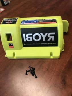 New OEM Parts Top Housing -RYOBI Electric Pressure Power Was
