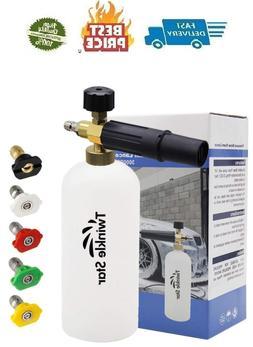 Power Pressure Washer Attachment Sprayer Dispenser Car Wash
