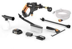 Power Washer Cleaner Bundle! Cordless Hydroshot Portable Ele