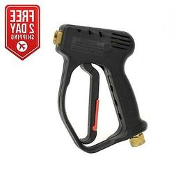 High Pressure Power Washer Gun Water Spray Brass Fitting Gar