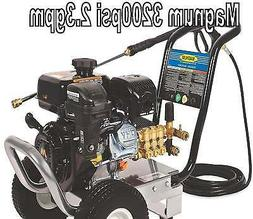 Pressure Washer 3200psi Gas Powered