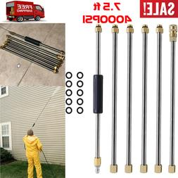 Pressure Washer Extension Wand 90 Inch Power Washer Lance 40