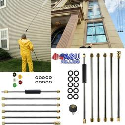 Pressure Washer Extension Wand, 90 Inch Power Washer Lance w