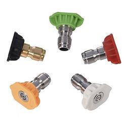 pressure washer nozzles 1 4