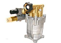 pressure washer pump horizontal crank