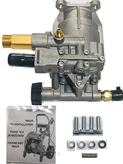 Homelite New 2700 PSI Pressure Washer Pump Replaces 30841800