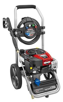 PowerStroke PS80931 3100 PSI 2.5 GPM Pressure Washer with Br