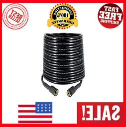 Replacement Power High Pressure Washer Hose 3000 Psi 50 foot