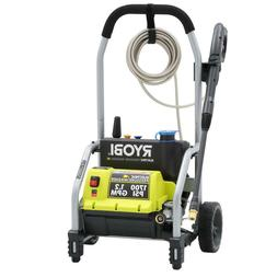 Ryobi RY14122 1700 PSI 1.2 GPM High Pressure Electric Power