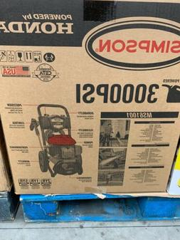 Simpson 3000 PSI At 2.3GPM Gas Pressure Washer Powered By Ho