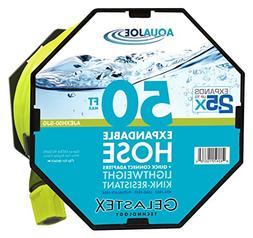 Sun Joe AJEXH50-SJG Expandable Lightweight Kink-Free Hose |