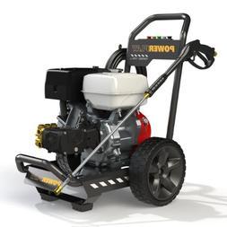 Powerplay Corporation TR342HX41ARTLQC Terrex Honda GX390 420
