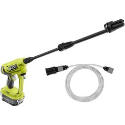 universal portable cold water cordless power washer