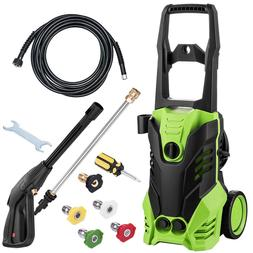 2200PSI 1.7GPM Cold Water Power Electric Pressure Washer Kit