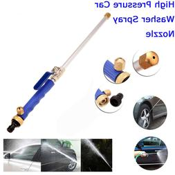 Water Spray Gun Water Hose Wand High Pressure Power Washer W