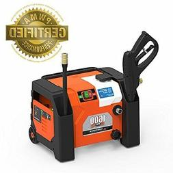 Yard Force 1600 PSI 1.2 GPM All-in-1 Electric Power Pressure